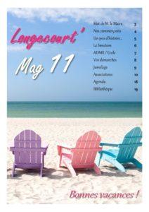 Longecourt' Mag N°11