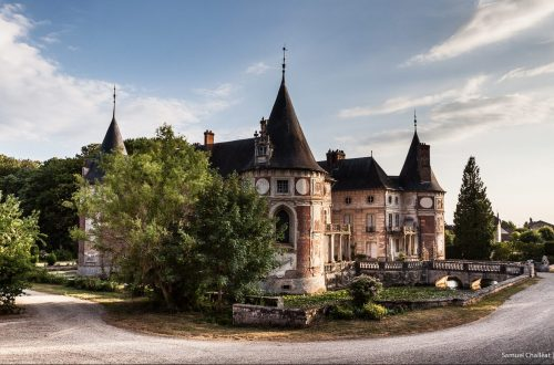 Chateau de Longecourt en Plaine